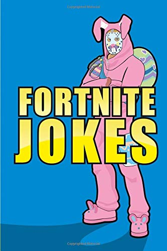 Fortnite Jokes: The ultimate stocking filler for any Fortnite fan! Parents, your Fortnite-loving kids will love this Christmas present! Tons of hilarious jokes inside, with space to write your own! por Durr Burger