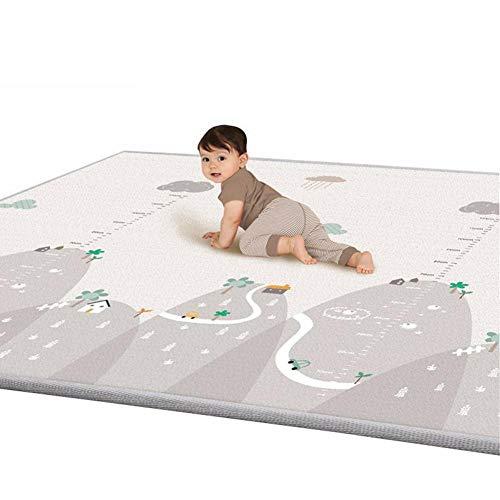 SinceY Puzzlematte | Kälteschutz | abwaschbar | Kinderspielteppich Spielmatte Spielteppich Matte, Doppelseitige Rutschfeste Krabbeln Gamepad Für Baby Säuglingswohnzimmer