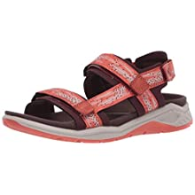 ECCO X-TRINSICW, Ankle Strap Sandals Women's, Orange (FIG/APRICOT 51512), 7 UK EU
