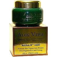Canarias Cosmetics Magnaloe 10000 Crema Anti-arrugas Ultra regenerativa y Reafirmante 250ml