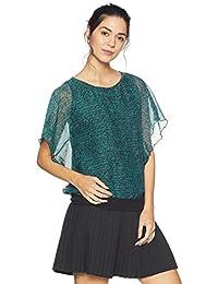 Style Quotient by noi Women's Floral Regular Fit Top