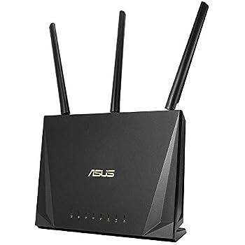 84f2abda3 ASUS RT-AC85P Wireless-AC2400 Dual Band Mobile Gaming Gigabit Router,  MU-MIMO Tech, Adaptive QoS, Traffic Analyzer, AiRadar, USB 3.1 (Generation 1),  3G/4G