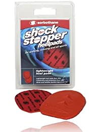 Sorbothane Shock Stopper Heel Pads, Size UK6-8 by Sorbothane
