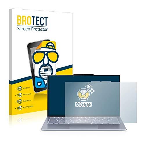 BROTECT Matt Bildschirmschutz Schutzfolie für Asus ZenBook S13 UX392FN (matt - entspiegelt, Kratzfest, schmutzabweisend)