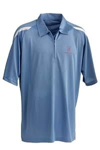 PGA Tour Newburgh Polo homme Bleu Bleu Medium