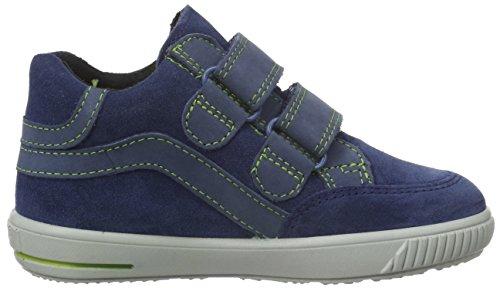 Superfit Moppy, Chaussures Marche Bébé Garçon Bleu - Bleu-vert (88)