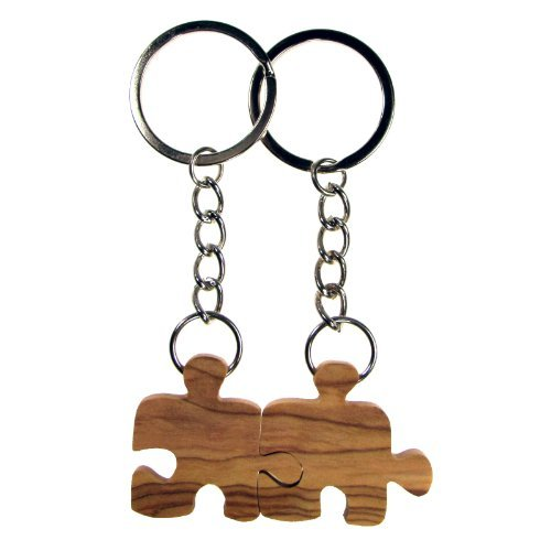 from-the-earth-olive-wood-2-friends-puzzle-piece-keychains-fair-trade-handmade-by-from-the-earth