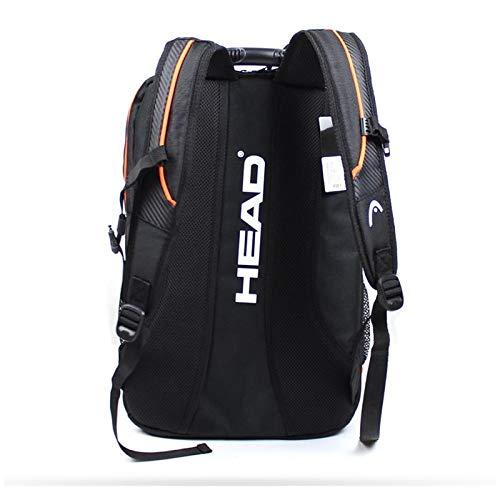 Zoom IMG-3 hamiss head tennis racket bag