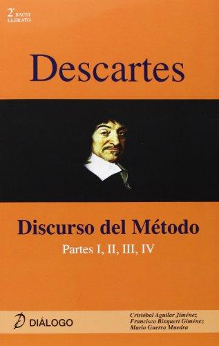 Descartes. Discurso del Método (HISTORIA DE LA FILOSOFÍA) por Cristóbal Aguilar Jiménez
