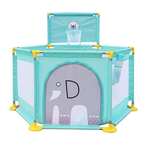 Barrière de sécurité YNN Clôture de Jeu Pliable Portable pour Enfants Garde-Corps Portable à l'intérieur et Parcs