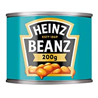 Heinz Beans Baked Beans in Tomato sauce, 200 gm