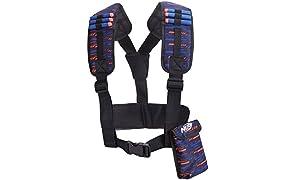 Nerf 11508 Elite Utility Vest, One Size