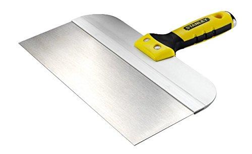Stanley Breitspachtel (300 mm Klingenlänge, konisch, Griffkapppe aus Zinklegierung, rostfreier Stahl) STHT0-05776