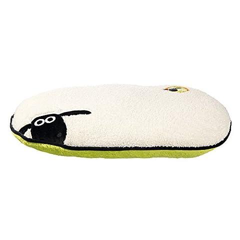 Schaun das Schaf Kissen, oval, 60 x 40 cm