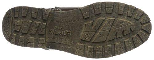 s.Oliver Herren 16209 Klassische Stiefel Braun (Dark Brown)