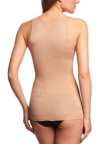 MAGIC Bodyfashion Damen Formendes Top Push Up Camisole Beige (Skin 4073)