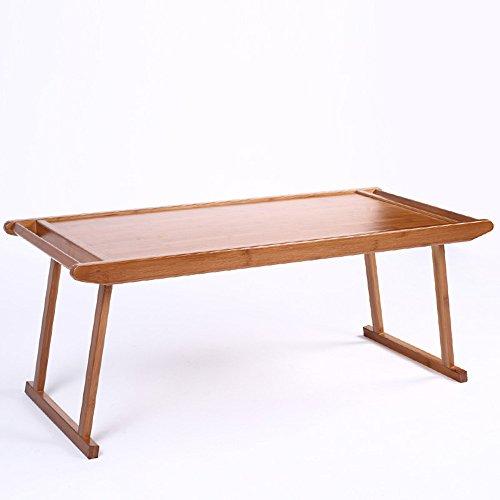 Tavolino Basso Pieghevole.Tavolo Pieghevole Feifei Bamboo Art Tavolino Basso Tavolino Retro Tavolo Da Colazione Con Divano Risparmiare Spazio Dimensioni 76 43 29cm