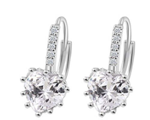saysure-design-charm-simple-heart-crystal-stud-earrings