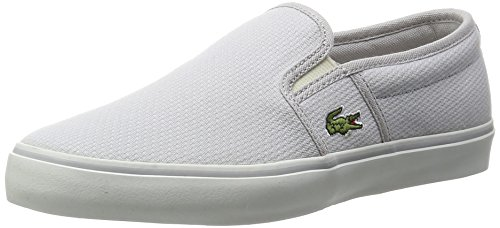 Lacoste 731SPW0027 Slip-On Donna Grey