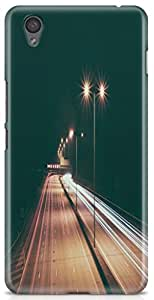 Expert Deal Best Quality 3D Printed Hard Designer Back Cover Case Cover For OnePlus X