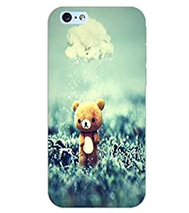 APPLE IPHONE 6 TEDDY Back Cover by PRINTSWAG