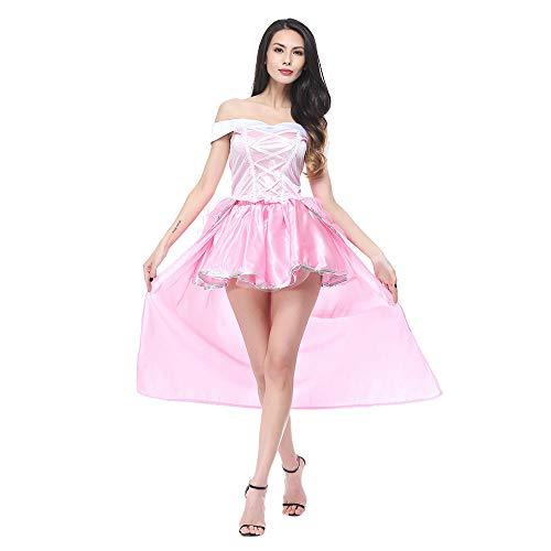 Z&S Halloween-Kostüm Fairy Queen Queen Spiel Karneval Spiele Frauen kleiden Partei (Kleid + - Damen Fairy Queen Kostüm