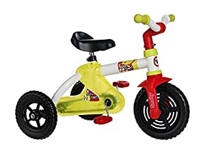 Smoby  Moutain Bike Tricycle, Green