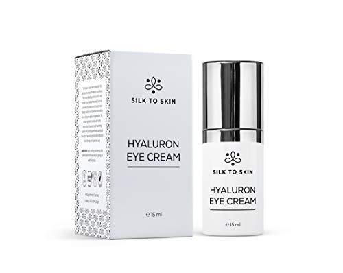 Hyaluron Augencreme, Vitamin C, Vitamin E, für Augen, für Tag & Nacht, Anti Aging & Anti Falten