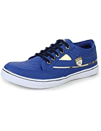 Trase Men's Blaze Blue Casual Sneaker Shoe