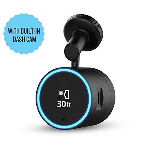 Garmin Speak Plus avec Amazon Alexa et caméra intégrée, CE Que Vous Adorez Amazon Alexa- Maintenant dans Votre Voiture avec caméra de Tableau Looping vidéo et Carte mémoire, 010-01862-00