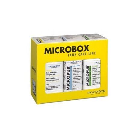 Katadyn Micropur /cuadro mt agua m/ás limpia amarillo