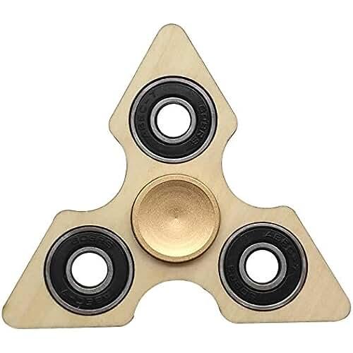 fidget spinner el nuevo juguete de moda Fidget Spinner Spinner de mano cuenta con rodamiento rápido, Finger Spinner Focus Juguete aliva la ansiedad de tensión de aburrimiento, fumar con frecuencia, Es un buen producto de matar el tiempo para niños y adultos