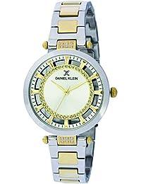 Daniel Klein Analog Silver Dial Women's Watch-DK11379-7