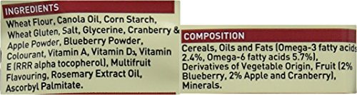 VetIQ Nibblot Berry Treats 30g for Rabbits, Guinea Pigs And Other Small Animals - Pack of 8 2