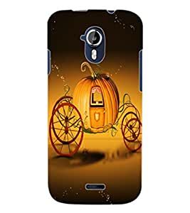 ColourCraft Printed Design Back Case Cover for MICROMAX CANVAS MAGNUS A117