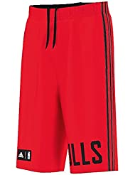 Adidas - Bulls jr reversible - Short de basket