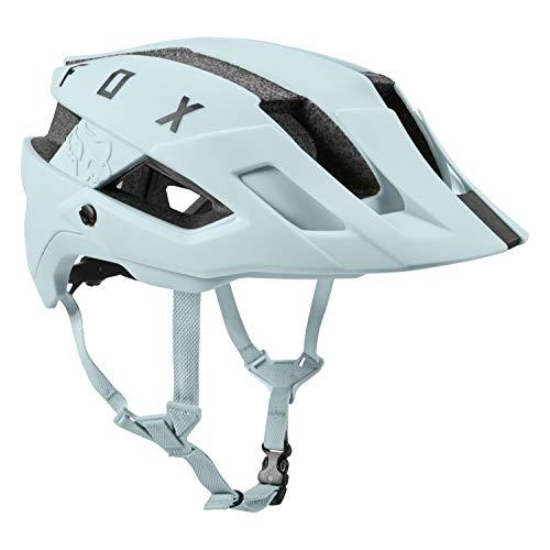 Fox Flux Solid Trail Helmet Men iced Kopfumfang XS/S   50-55cm 2019 Fahrradhelm
