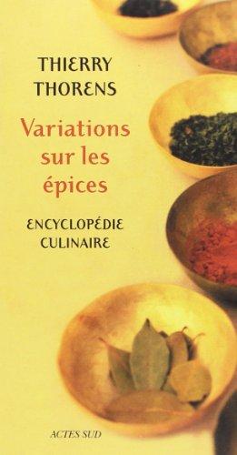 Variations sur les épices