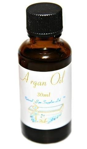 30ml Argan Oil, Virgin Cold Pressed Pure Moroccan Organic in