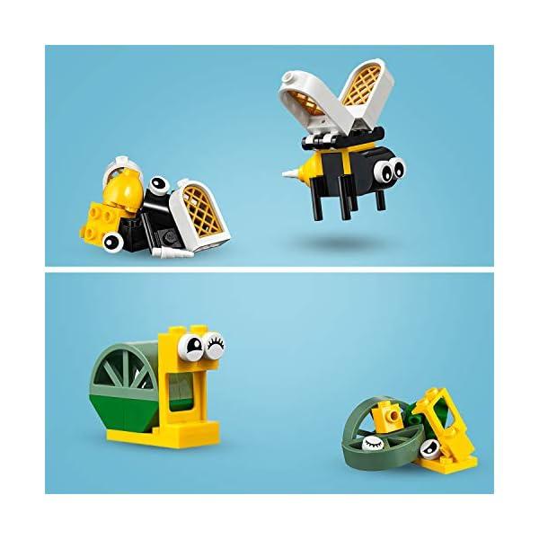 LEGO Classic - Gioco per Bambini Le Finestre della Creatività, Multicolore, 6250769 4 spesavip