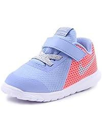 Scarpe Bambino Nike Flex Experience 5 Se Gtv 869978 (21 - 400 Alluminum-Mtc Platinum)