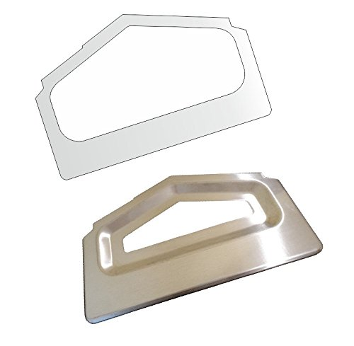 eq9 connect 3 x Schutzfolie für Siemens EQ9-300 - 500-700 - 900 - ExtraKlasse - Abtropfblech - Tassenablage - Abstellblech