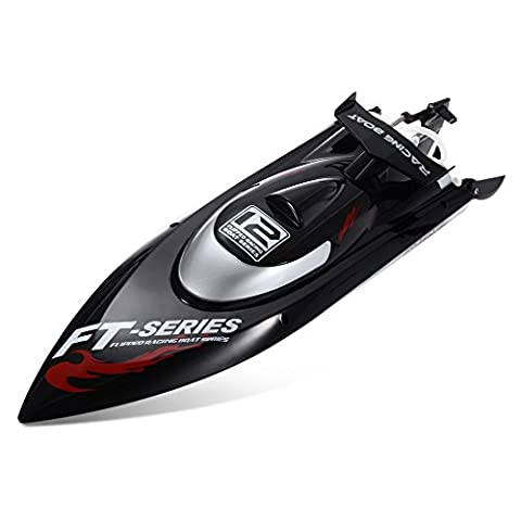 2.4G 4CH Brushless RC Racing Boat