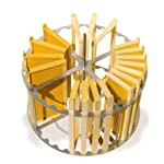 Lega Radial Honey Extractor Flamingo for Date, Zander, DNM and Langstroth Honeycombs. 4