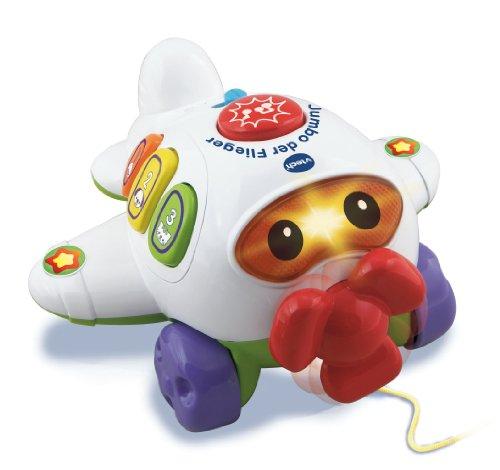 Vtech Baby 80-138404 - Jumbo der Flieger