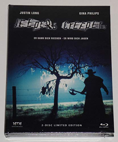 "Jeepers Creepers ""2-Disc Limited 222 Mediabook Edition"" Cover B"