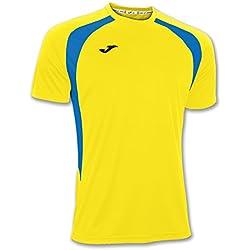 748a2ed6ef5fc Joma 100014.907 - Camiseta de equipación de manga corta para hombre