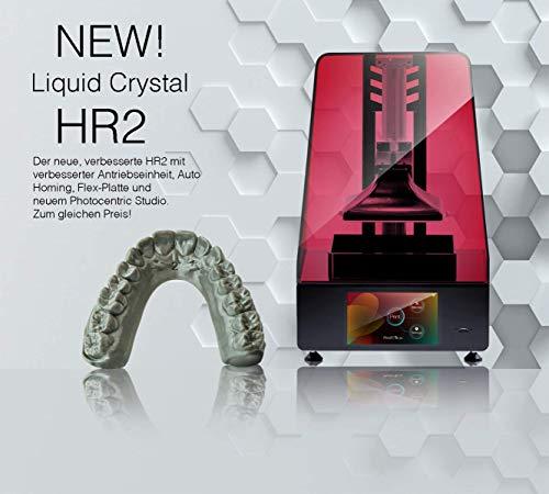 PhotoCentriC3D – Liquid Crystal HR2 - 3