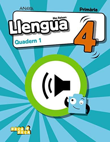 Llengua 4. Quadern 1. (Peça a peça)