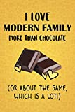 I Love Modern Family More Than Chocolate (Or About The Same, Which Is A Lot!): Modern Family Designer Notebook